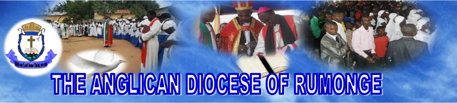 THE ANGLICAN DIOCESE OF RUMONGE